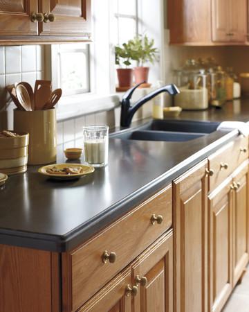 Subtle Details: Martha Stewart Living Mount Desert Kitchen