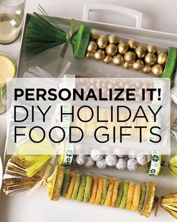 Homemade Food Gifts | Martha Stewart - Goody For Me