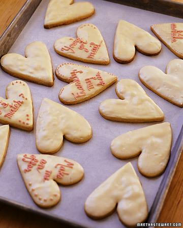 Shortbread Hearts