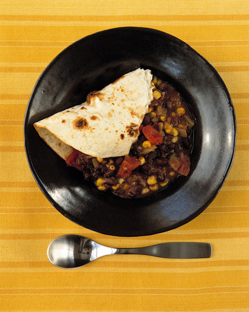 Black-Bean-and-Corn Stew