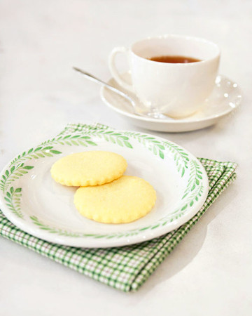 Irish Butter Shortbread