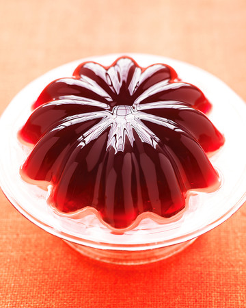 Pomegranate Gelatin
