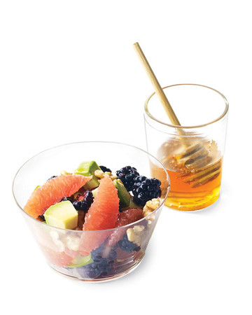 Fruit Salad with Avocado