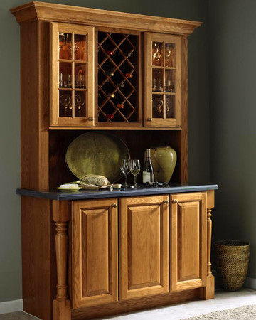 Pantry: Martha Stewart Living Mount Desert Kitchen