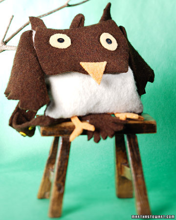 Eli the Owl Backpack