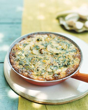 Baked Tortilla Espanola