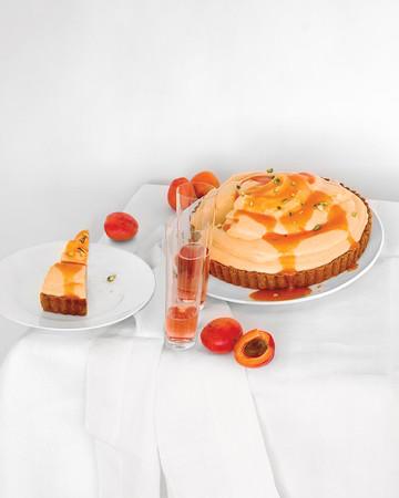 Apricot Chiffon Pie