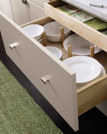 Two-Drawer Cabinet: Martha Stewart Living Perry Street Kitchen