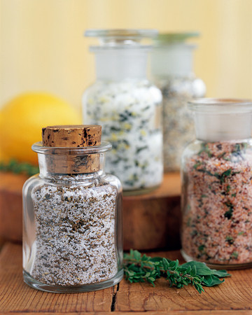 Seasoned Salt Blends