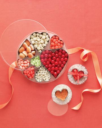 A Modern Twist on Valentine Candy