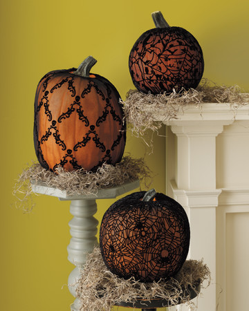 Gussied-Up Gourds
