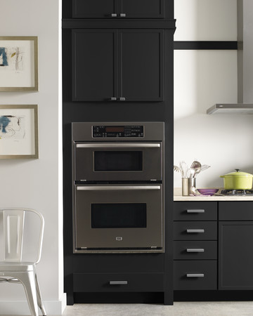 Double Oven Cabinet: Martha Stewart Living Perry Street Kitchen
