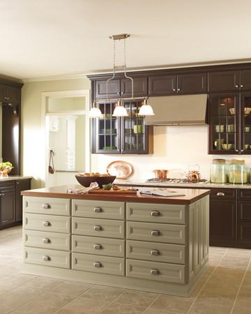 Martha Stewart Living Turkey Hill Kitchen