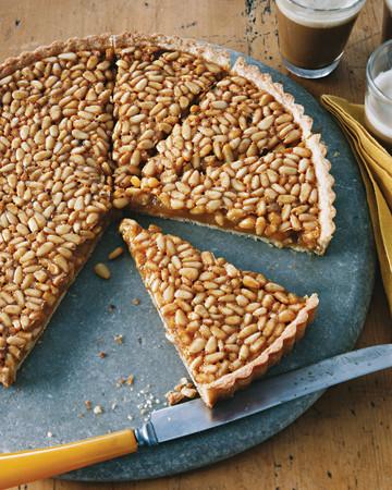 Honey-and-Pine-Nut Tart