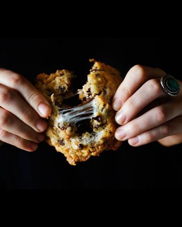 Cornflake-Chocolate Chip-Marshmallow Cookies