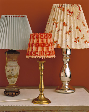 Lampshade Slipcovers