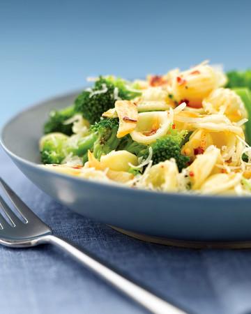 Spicy Orecchiette with Broccoli