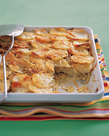 Fennel-and-Potato Bake