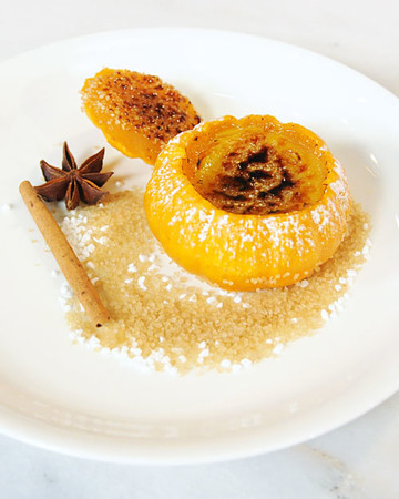 Candied Jack-Be-Little Pumpkins
