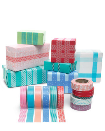 Decorative Tape Gift Trim