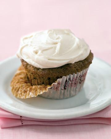 Sweet Zucchini Cupcakes
