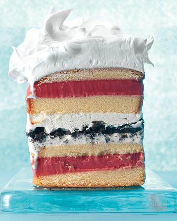 7-Layer Ice Cream Cake
