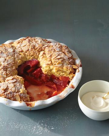 Quince Biscuit Pie