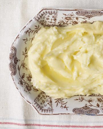 Luxurious Mashed Potatoes
