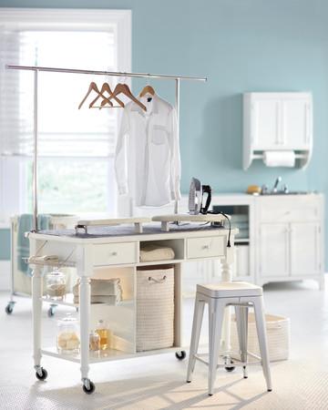 Loving Laundry Cart