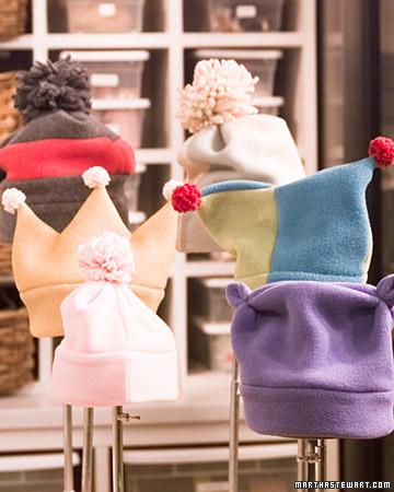 Polarfleece Hats