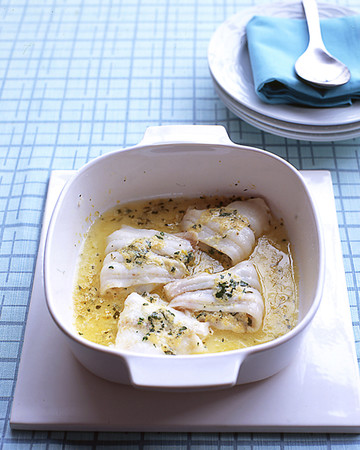 Lemon-Horseradish Sole