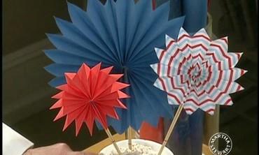 Fireworks Fan
