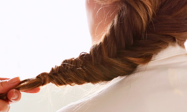 Hair Braiding: Twisted Fishtail