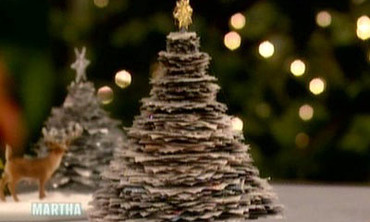 How to Make a Shimmering Tree