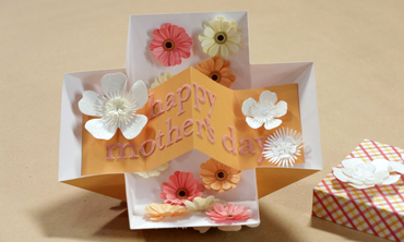 How to Make a Mother's Day Pop-Up Card