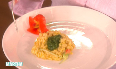 Flower Risotto