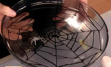 Spiderweb Plate