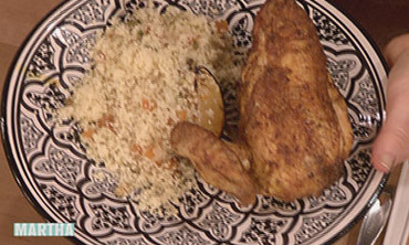 Chicken & Couscous, 2