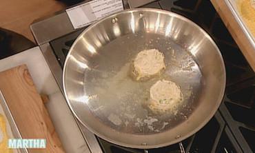Crab Cakes, 1