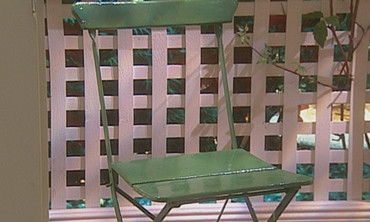 Paint Iron Furniture