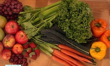 Organic, Local, and Seasonal Food