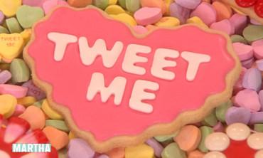Conversation Cookie Hearts