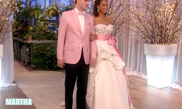 Fashion for the Bride and Groom