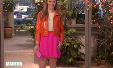Pink Fashion Show