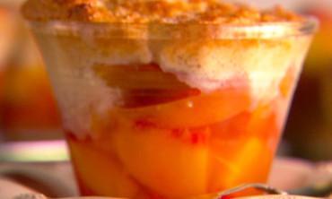 Peach Cobblers