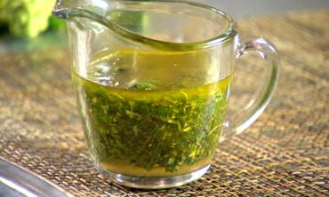 Fresh-Mint Sauce