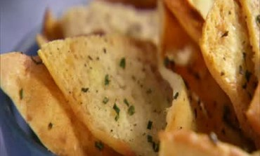 Herb Pita Crisps
