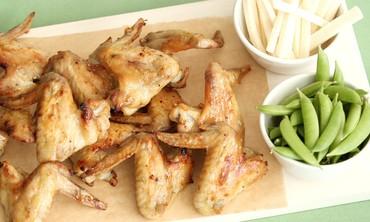 Miso Honey Wings