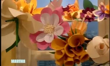 Origami Bouquets