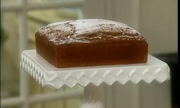 Baking Spice Cake
